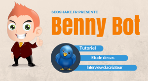 Benny bot, le bot Twitter sur mesure
